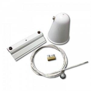 Zawiesie Szynosystem Track Light 3 fazowy Zestaw 1M Białe V-TAC