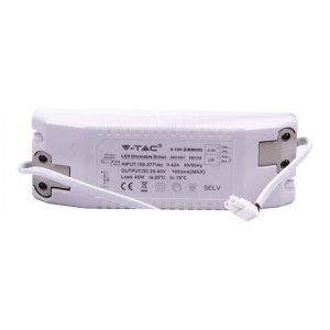 Zasilacz do Paneli LED 45W Ściemnialny 1-10V 25-40V 1050mA 230V V-TAC