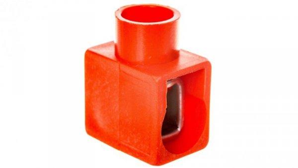 Złączka rozgałęźna 1x2,5mm2 czerwona 0940-01