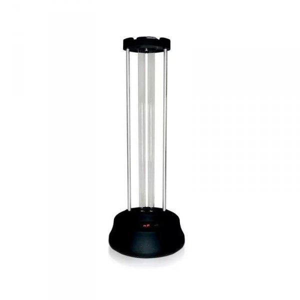 Lampa Bakteriobójcza Wirusobójcza 38W 60m2 UVC OZON LCD Sensor ruchu V-TAC VT-3239
