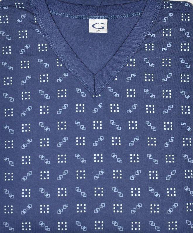 Piżama Gucio dł/r M-2XL męska