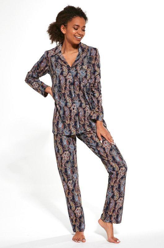 Piżama Cornette 482/264 Aline dł/r S-2XL