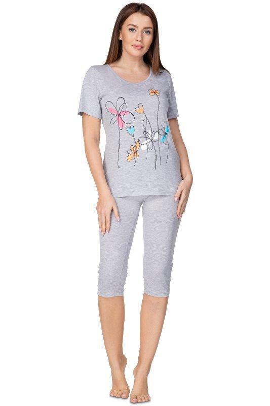 Piżama Regina 936 kr/r 2XL-3XL damska