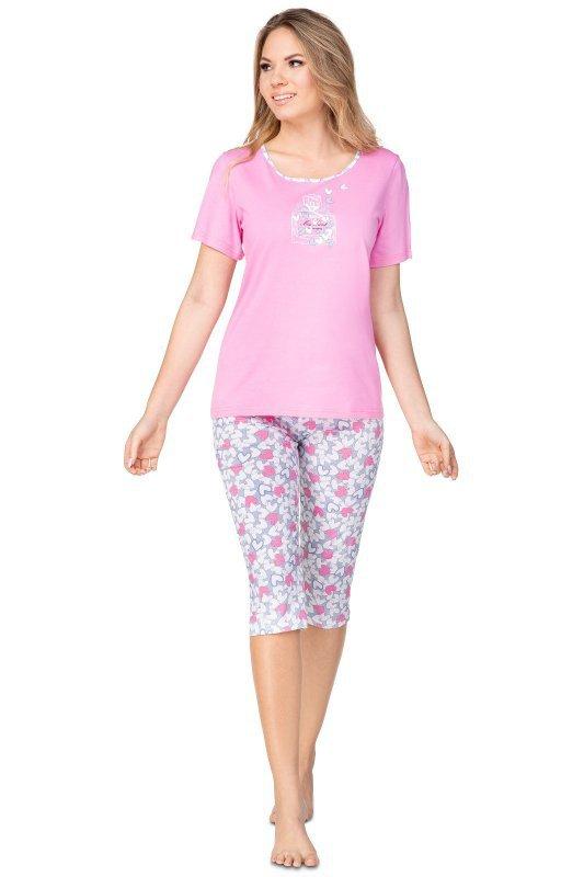 Piżama Regina 942 kr/r M-XL damska