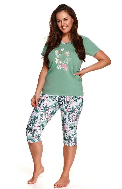Piżama Taro Donata 2186 kr/r 2XL-3XL L'21