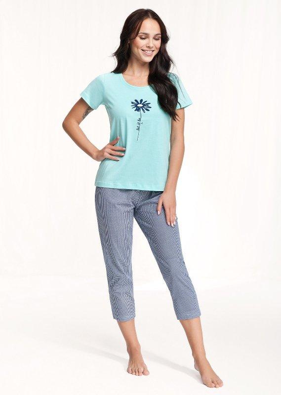 Piżama Luna 562 kr/r 3XL damska