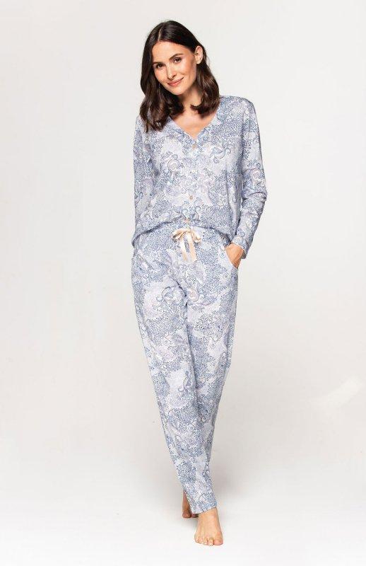 Piżama Cana 575 dł/r 2XL