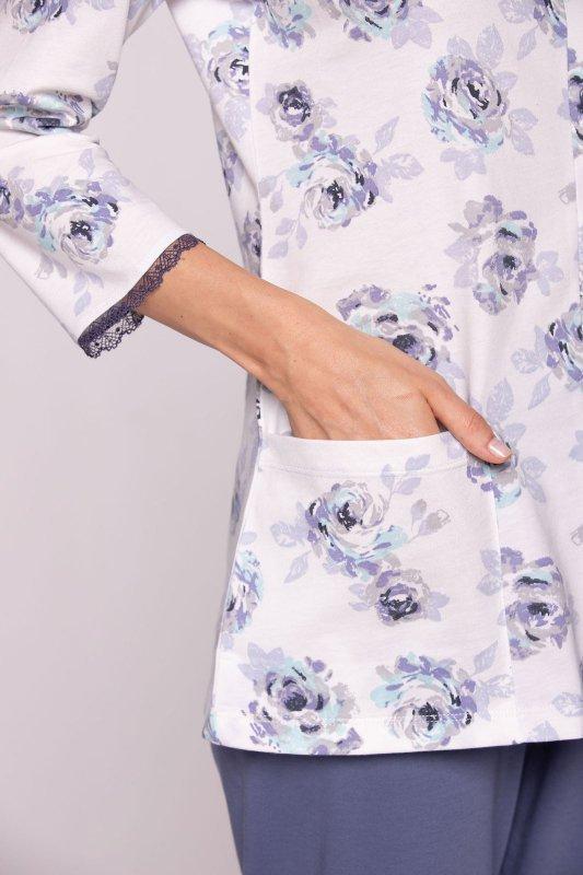 Piżama Cana 569 dł/r 2XL