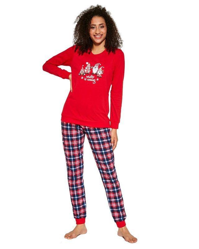 Piżama Cornette 671/279 Gnomes dł/r S-2XL