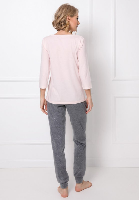 Piżama Aruelle Fiona Long 7/8 XS-2XL
