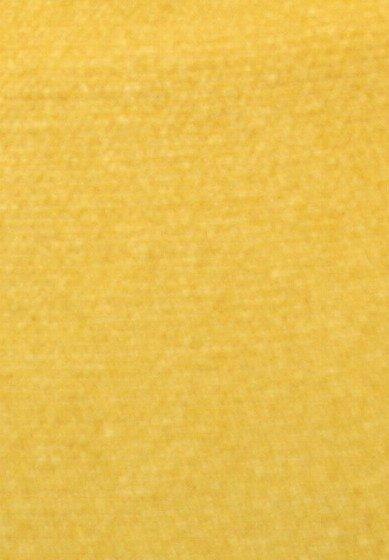 MICRO 50 legginsy kryjące gładkie dł.3/4 żółte