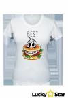 Zestaw koszulek dla przyjaciółek BEST FRIENDS