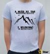 Koszulka Męska Bieszczady