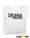 Koszulka Damska Druhna idealna