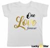 Zestaw koszulek One Love forever