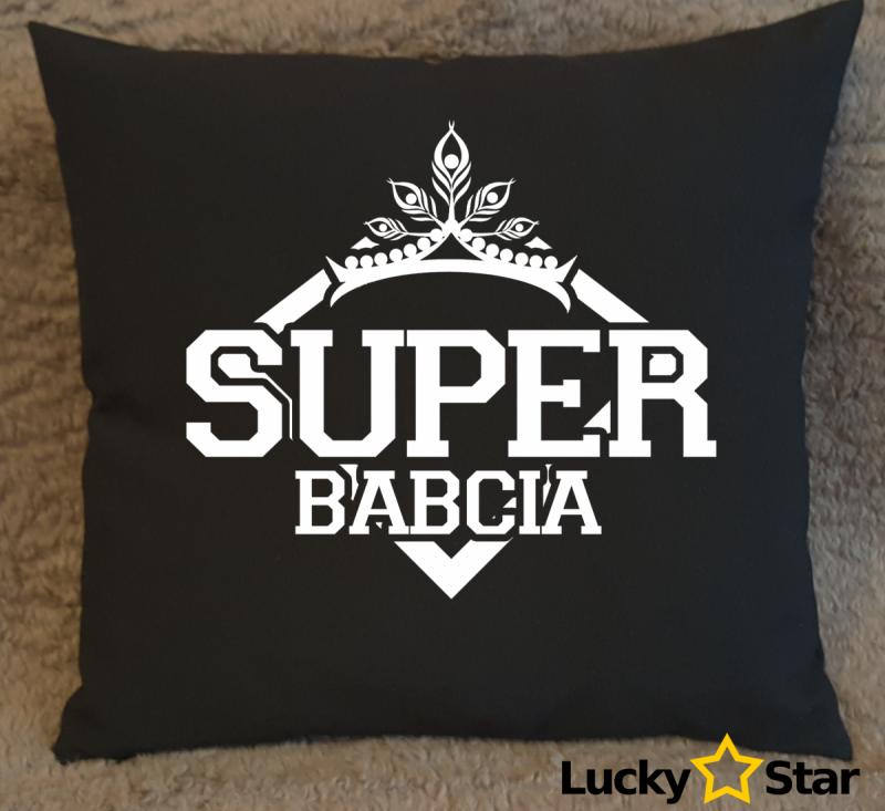 Poduszka Super BABCIA