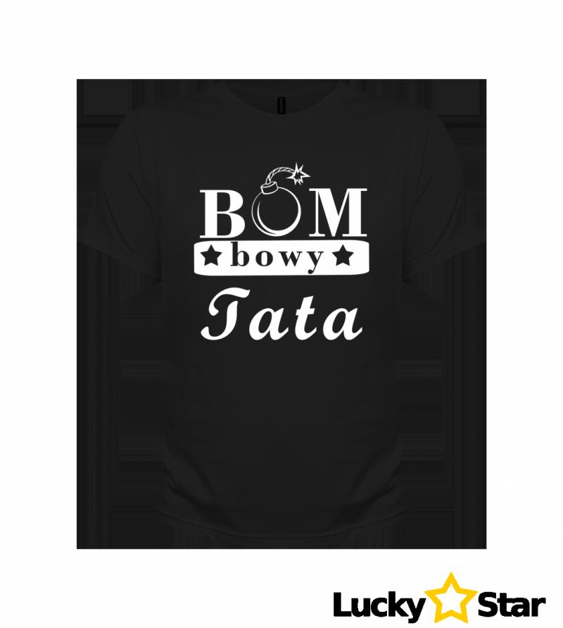 Koszulka Męska BOMbowy TATA