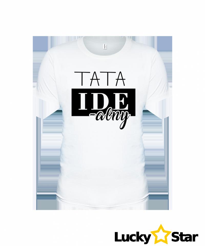 Koszulka Męska TATA IDE-alny