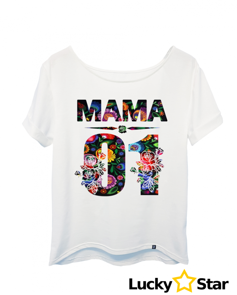 Koszulka damska MAMA 01