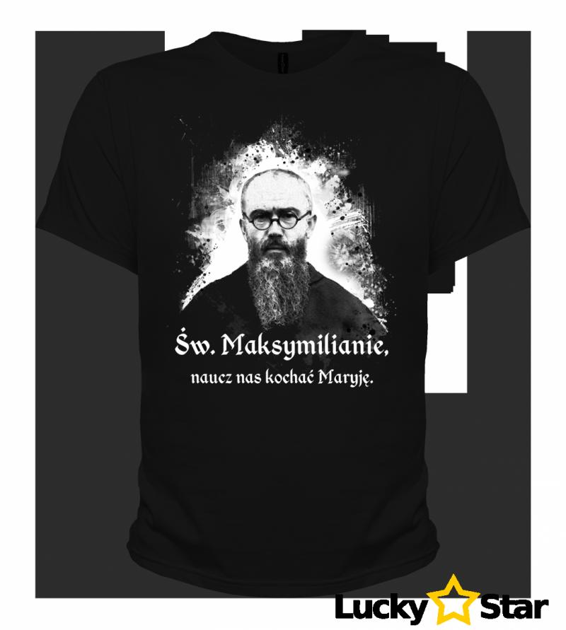 Koszulka Świętonośna - Św. Maksymilian