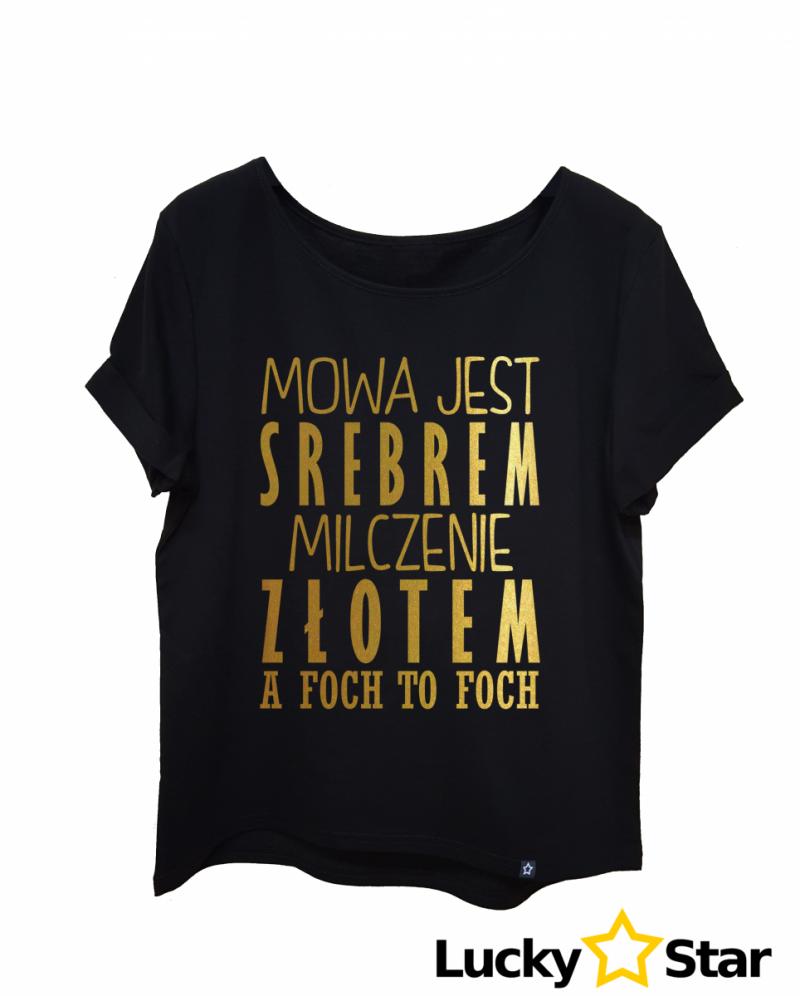 Koszulka Damska FOCH to FOCH