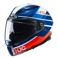 HJC KASK INTEGRALNY F70 TINO BLUE/WHITE/RED