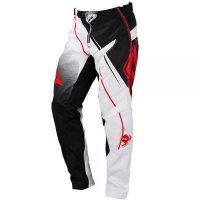 KENNY SPODNIE OFF-ROAD TRACK BLACK-RED