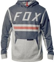FOX MOTH MIDNIGHT Bluza z kapturem