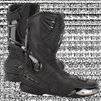 Buty motocyklowe z membraną BUSE GP czarne