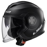 KASK LS2 OF570 VERSO SOLID BLACK