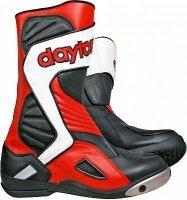 Buty Daytona EVO Voltex  czerwono-czarno-białe