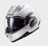 KASK LS2 FF900 VALIANT II SOLID  WHITE