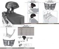 GIVI TB6108 OPARCIE PASAŻERA KYMCO XTown 125-300