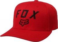 FOX CZAPKA Z DASZKIEM LEGACY MOTH 110 DARK RED