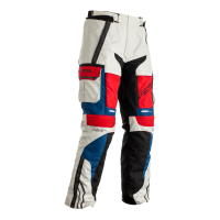 RST SPODNIE TEKSTYLNE LADY ADVENTURE  ICE/BLUE/RED