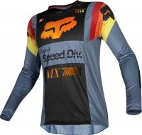 BLUZA OFF-ROAD FOX 360 MURC BLUE STEEL