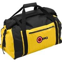 Q-Bag Roll Top Bag Yellow Torba turystyczna
