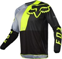FOX BLUZA OFF-ROAD 180 LOVL BLACK/YELLOW