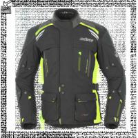 BUSE Kurtka motocyklowa Highland czarno-neonowa