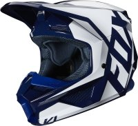 FOX KASK OFF-ROAD JUNIOR V-1 PRIX NAVY
