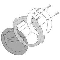 KAPPA BF08K Pierścień mocujący tanklock Ducati