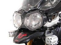 PROTEKROT REFLEKTORA, SW-MOTECH, BLACK. TRIUMPH TIGER 800 / 800XC / 1200