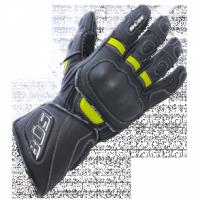 BUSE Rękawice motocyklowe Speed czarno-neonowe