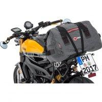 Q-Bag rolka szara 60 l Torba motocyklowa