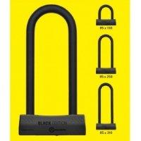 AUVRAY Zapięcie U-LOCK BLACK EDITION 85X310