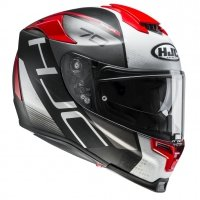 KASK INTEGRALNY HJC R-PHA-70 VIAS RED/WHITE