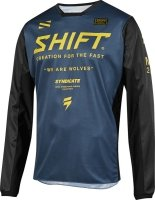 SHIFT BLUZA  OFF-ROAD WHIT3 MUSE NAVY