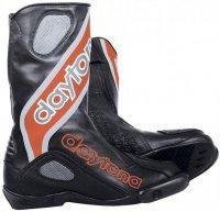 Buty motocyklowe Daytona Evo Sports czarno-czerwone