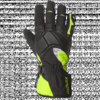 BUSE Rękawice motocyklowe Nordkapp czarno-neonowe