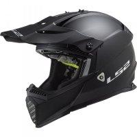 KASK LS2 MX437 FAST EVO MATT BLACK